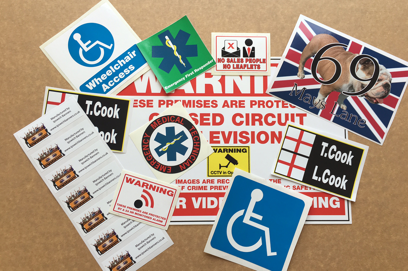 Cut stickers just some of the wide range of stickers weve supplied and sold on our dedicated ebay shop click on this link to see a wider range